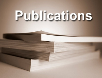 Phd Thesis Publications